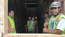 Impact Construction crew
