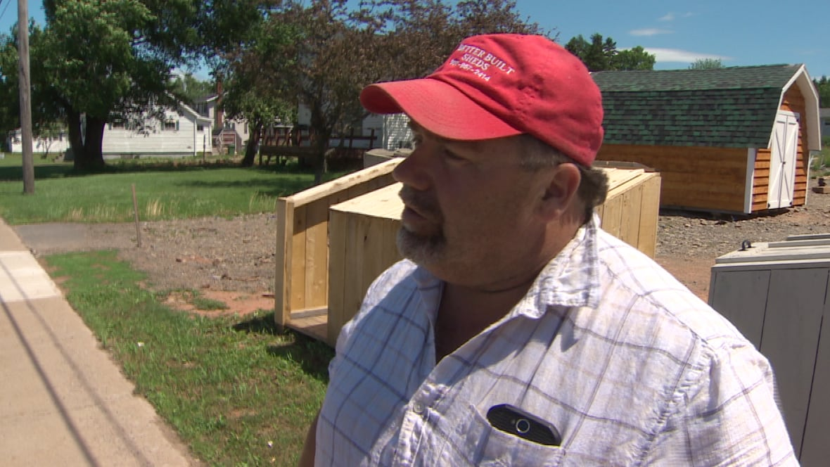 Unhappy customers say they 39 re owed thousands by bible hill for Upton builders