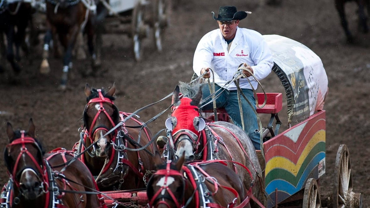 Chuckwagon Driver Calls Out Calgary Stampede Over New Invitational