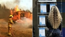 Collage fire fort mcmurray job board  unemployment