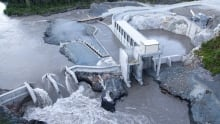 FORREST KERR HYDROELECTRIC FACILITY OPENING