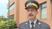 RCMP Staff Sgt. Kevin Baillie