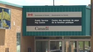 Miramichi pay centre government of canada