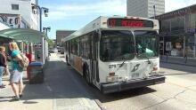 Winnipeg Transit bus