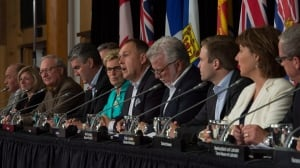 Premiers head home from Whitehorse with double-edged challenge: Chris Hall