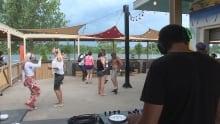 quiet clubbing dj baja burger shack dancing ottawa