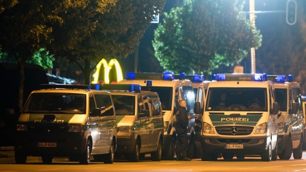 GERMANY CRIME MUNICH SHOOTING