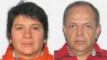 Carolina Del Carmen Perdomo, Allan Edgardo Perdomo Lopez