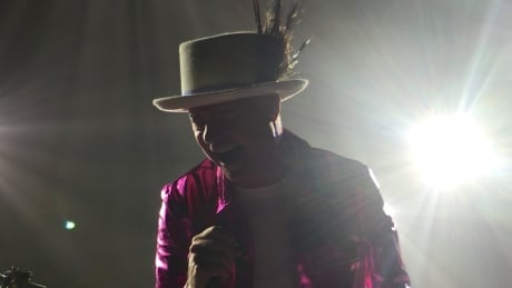 Check out the Tragically Hip's set list for the Man Machine Poem tour