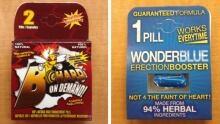 b hard on demand wonderblue sex enhacement pills