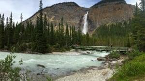 Search under way for Calgary boy who fell into Yoho River