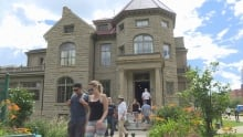 Lougheed House 125th anniversary