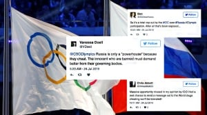IOC's decision creates confusion, frustration amongst fans