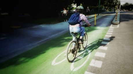 Pollution vs. exertion: what's the best speed to walk or cycle?