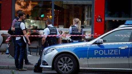 Machete attack in Germany leaves 1 dead, 2 injured