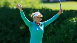 Brooke Henderson has Olympic podium in sight