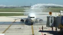 NewLeaf first flight