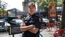 Constable Robert Brunt Vancouver Police Department