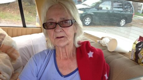 Nowhere to turn: 82-year-old B.C. woman living in car