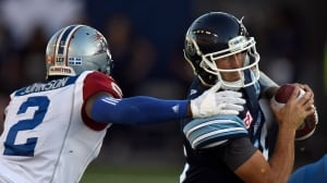 Argos finally win at BMO, Alouettes lose 3rd in a row