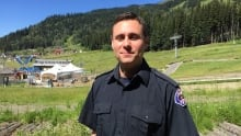 Ash Bruce is the coordinator of the new Emergency Social Services program in Sun Peaks.