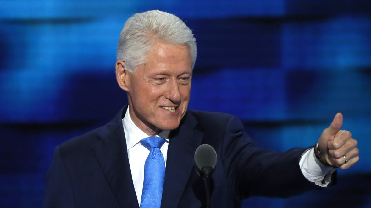 Highlights from Bill Clinton's past convention speeches