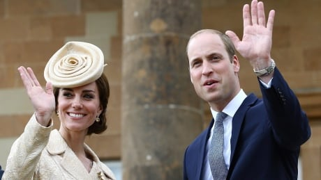 William and Kate's 2nd royal visit to Canada will be this fall