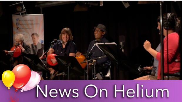 News on Helium Because
