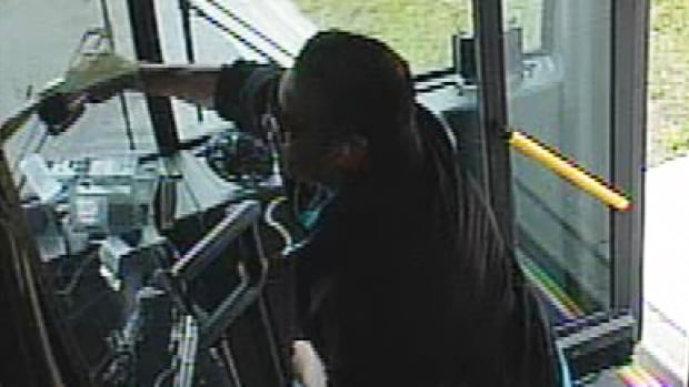 Police have charged the man who allegedly threw coffee at a TTC bus driver in June.