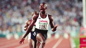 Canadians remember Donovan Bailey's golden moment