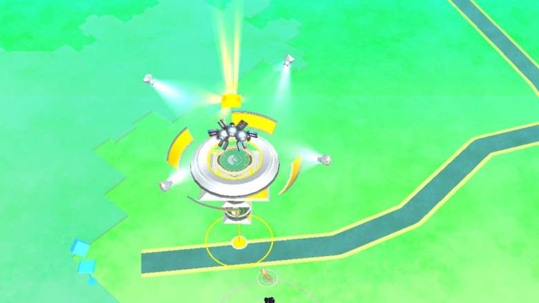 Hospital Is Seen As A Pokegym On The Pokemon Go Game Pokemon Go