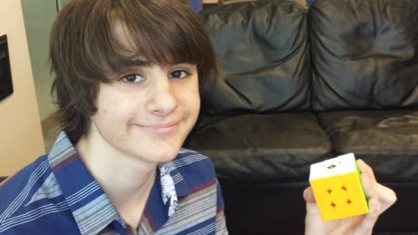 Calgary Rubik's Cube phenom, 13, to compete at U.S. nationals in Oregon
