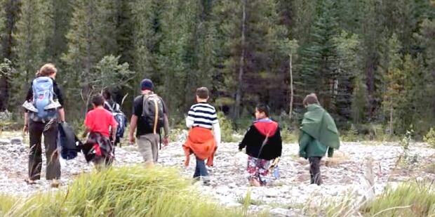 Indigenous Alberta youth reconnect with nature and culture ...