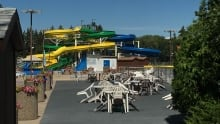 PA water slide
