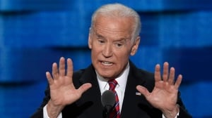 Joe Biden attacks Donald Trump's qualifications in DNC speech