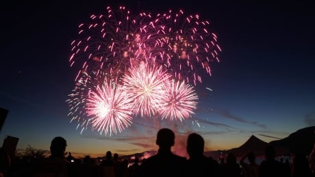 Team Australia wows crowds at Vancouver Celebration of Light
