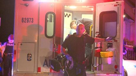 Two in hospital after shooting in North Surrey