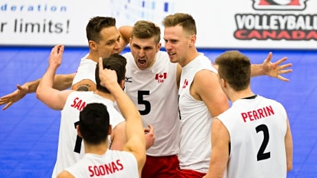 How a tiny school from Langley became Canada's volleyball factory