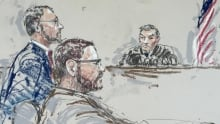 Court sketch from Seattle
