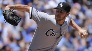 Chris Sale back with White Sox after jersey tirade