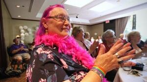 LGBT seniors gather to celebrate Pride in Vancouver