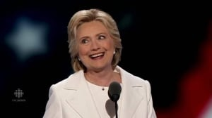 Clinton: 'I accept your nomination for president'