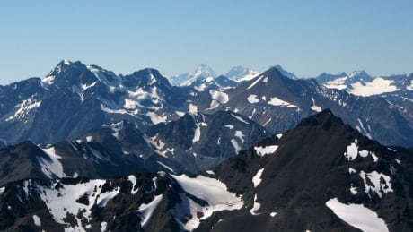 Search suspended for missing climber in Waddington mountain range