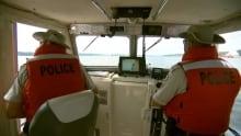 SQ water patrol