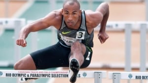 Damian Warner surges into decathlon's elite as legitimate contender