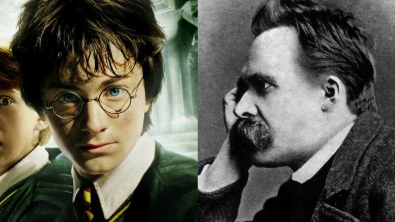 Friedrich Nietzsche Harry Potter