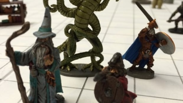 Dungeons & Dragons Figurines