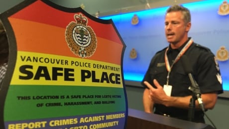 VPD launch Safe Place program for LGBTQ victims of hate crimes