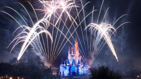 Disney fireworks and music to set off Saturday in Vancouver