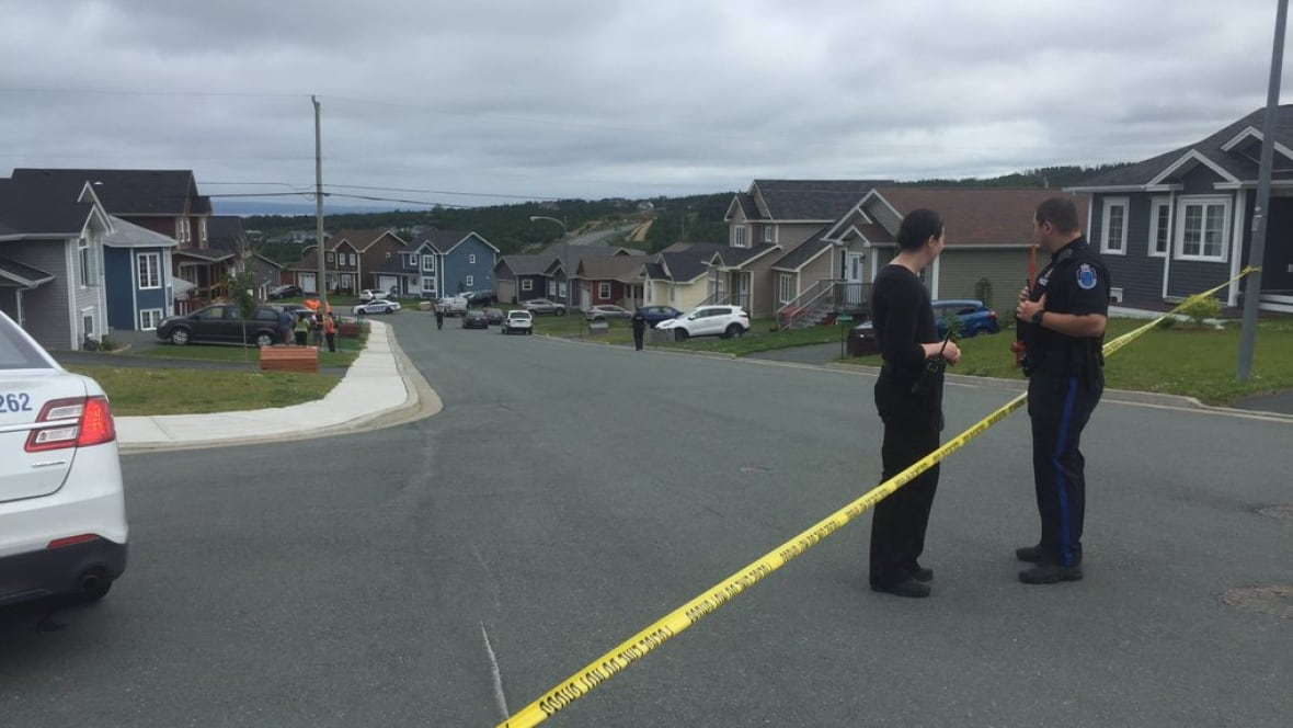 victim found dead in conception bay south driveway had